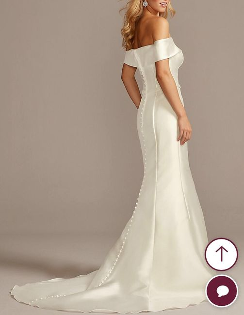 David's Bridal - is it good? i tried dresses on not expecting to find anything, and was surprised by what i found 5