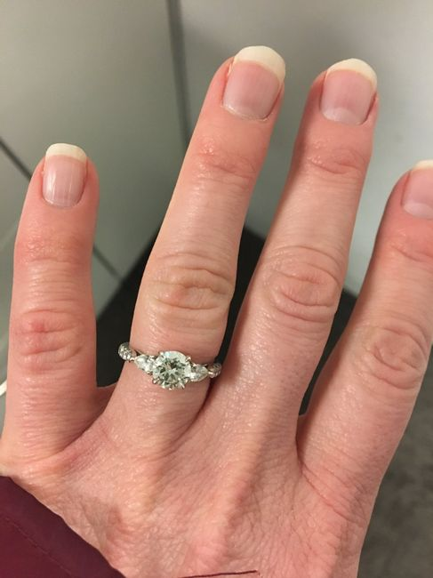 Adding side stones to engagement ring 6