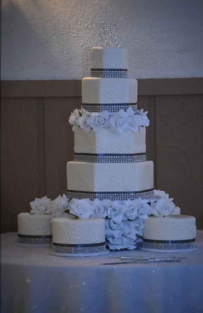 Wedding Cake! 🍰 - 1