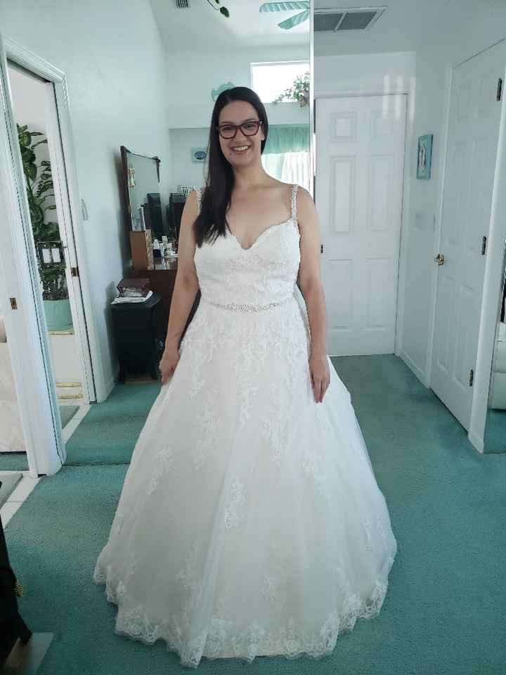 Rebecca Ingram - Nancy Dress - 1