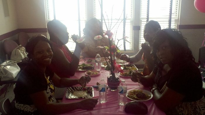 My Bridal Shower Was this Weekend! **Pics Overload!