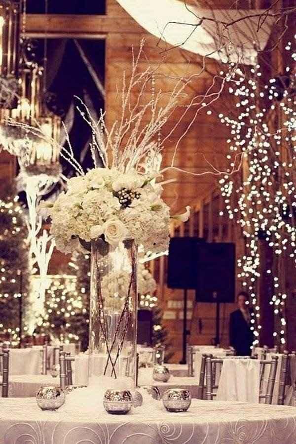Show me your winter wedding decor! ❤️ - 1