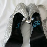 Found my wedding shoes! Show me yours! Update :-/