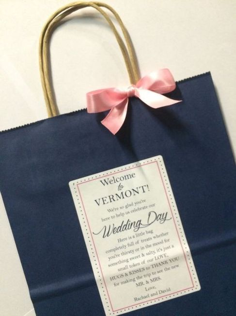 Where To Buy Bulk Hotel Welcome Gift Bags Weddings Do It Yourself