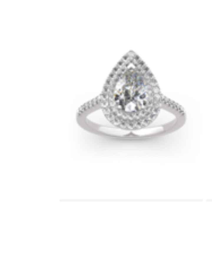 Engagement ring - 2