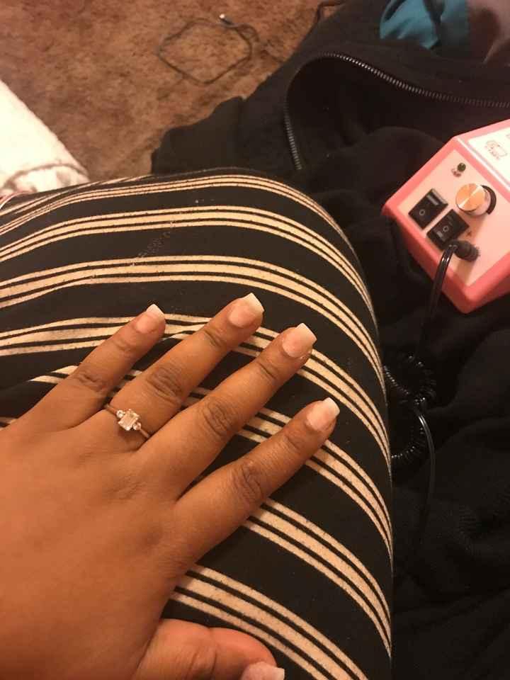 New ring - 1