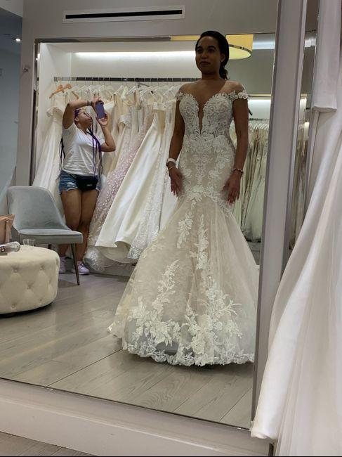 i said yes to the Dress!! 1