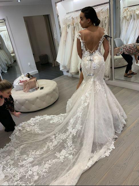 i said yes to the Dress!! 2