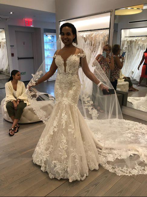 i said yes to the Dress!! 3