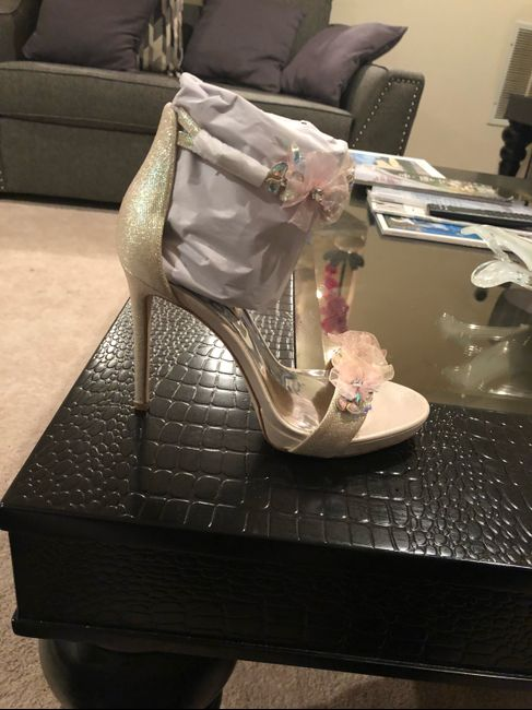 Wedding Shoes Are In! - 1
