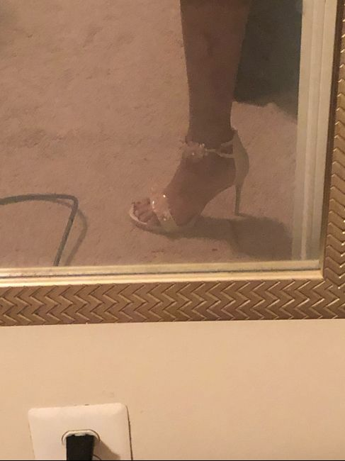 Wedding Shoes Are In! - 2