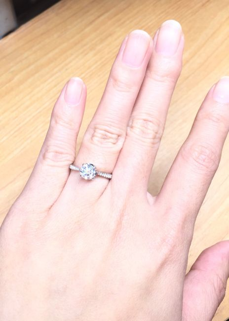 Show me your white gold rings! 💍 - 1