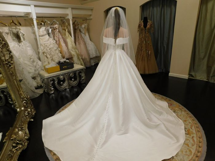 Veil Types - What are you wearing? 11