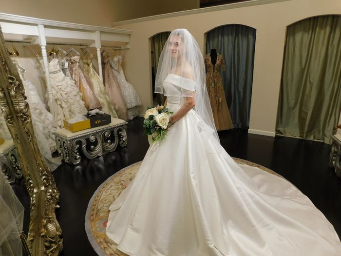 Veil Types - What are you wearing? 12