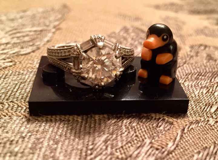 Diamond vs. gemstone vs. cubic zirconia - 3