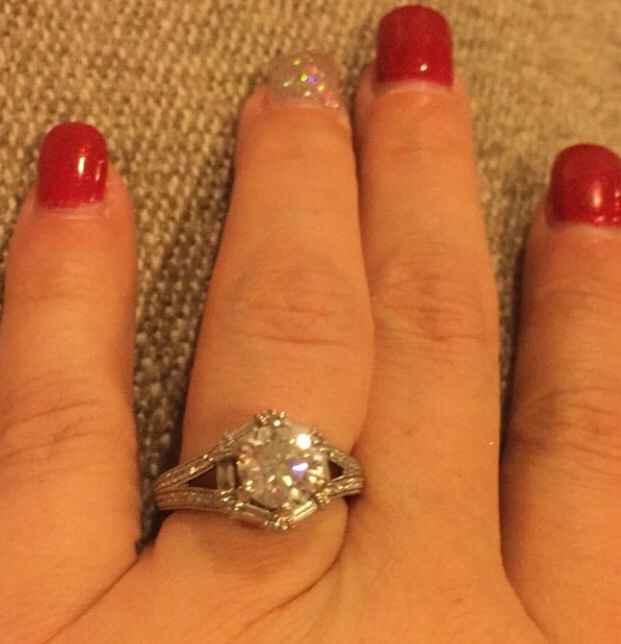 Wedding Band - Unique Engagement Ring - 2