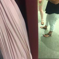 Bridesmaids Dress Color with Grey Wedding Dress - 1