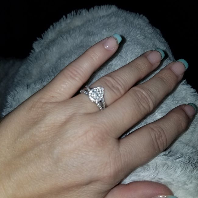 Can i start a new ring thread! Let's see that bling! 13