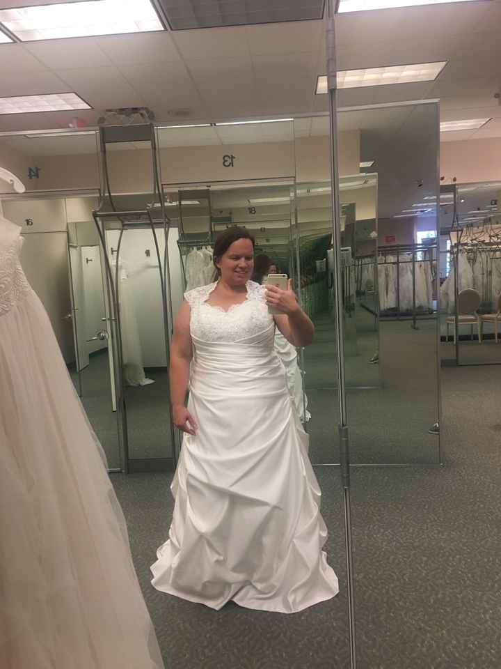 My wedding dress! - 1