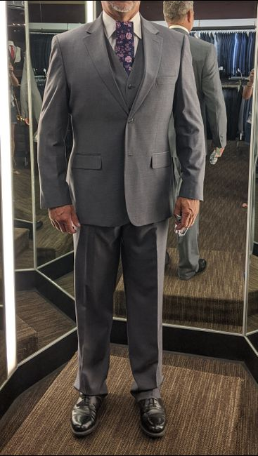 Wedding attire - 1
