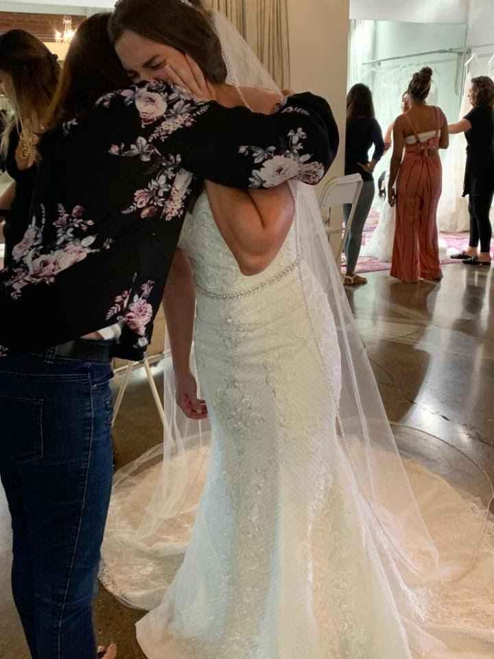 October 2022 brides! Let's see your dress 👰🏽♀️ - 1