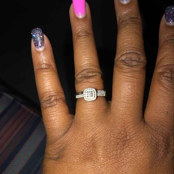 Show me your Engagement Ring!!! - 1