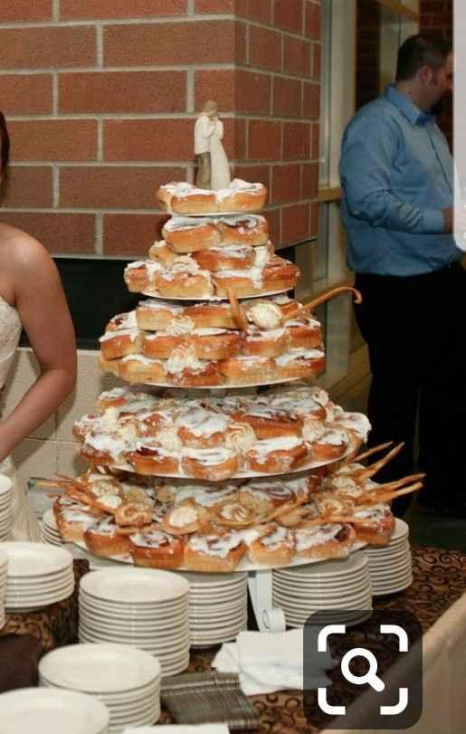 Wedding dessert that isn't cake?? - 1