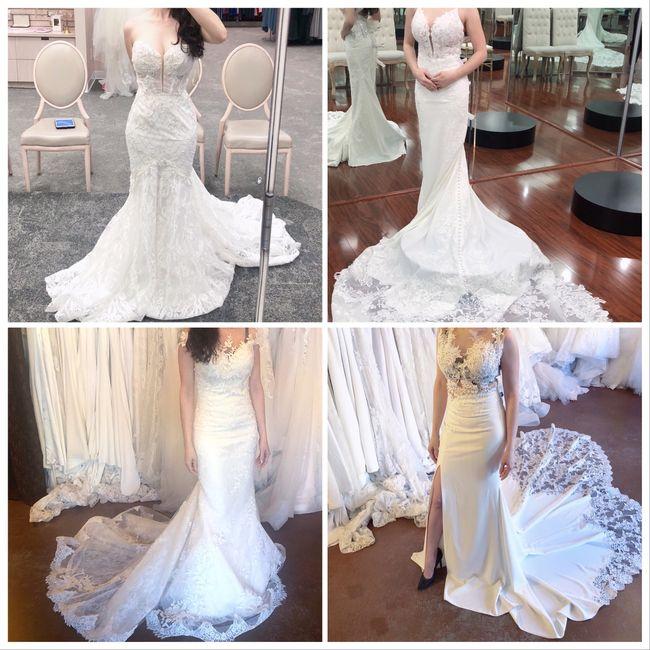 Wedding dress style ideas 7