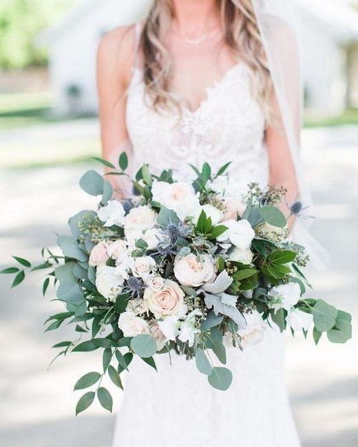How much does your fresh bouquet cost you? 2