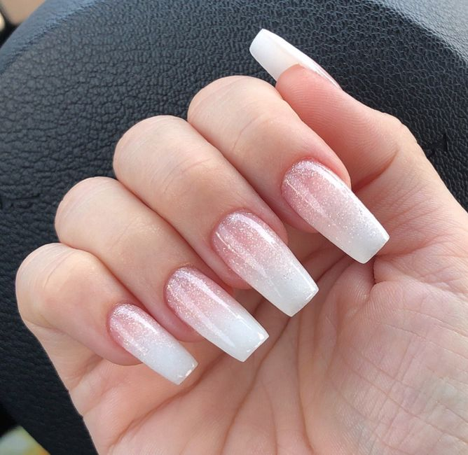 Nails for engagement photo session? 1