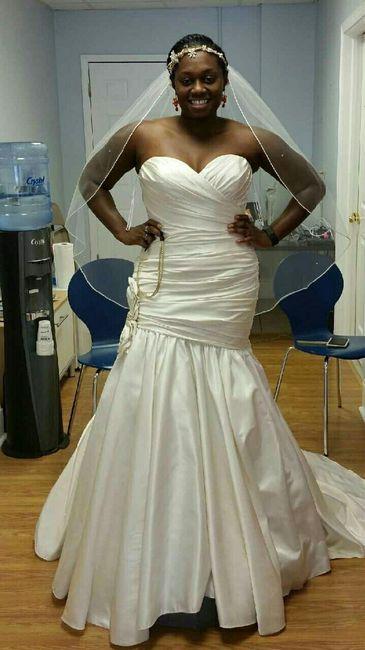 Should I Add Straps Weddings Wedding Attire Wedding Forums