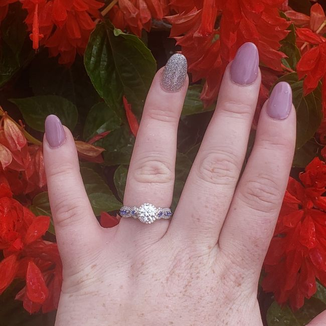 Can i start a new ring thread! Let's see that bling! 12