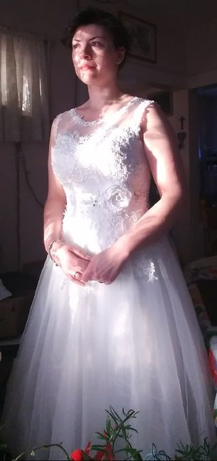 New dress and new veil 3