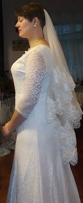 Almost wedding day.. Worried about dress again 3