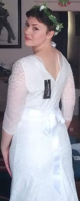 Almost wedding day.. Worried about dress again 4