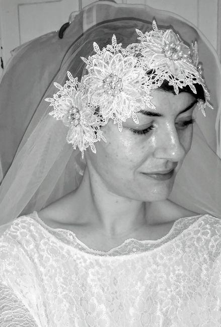 I found my veil! - 1