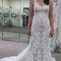 I said yes to the dress!