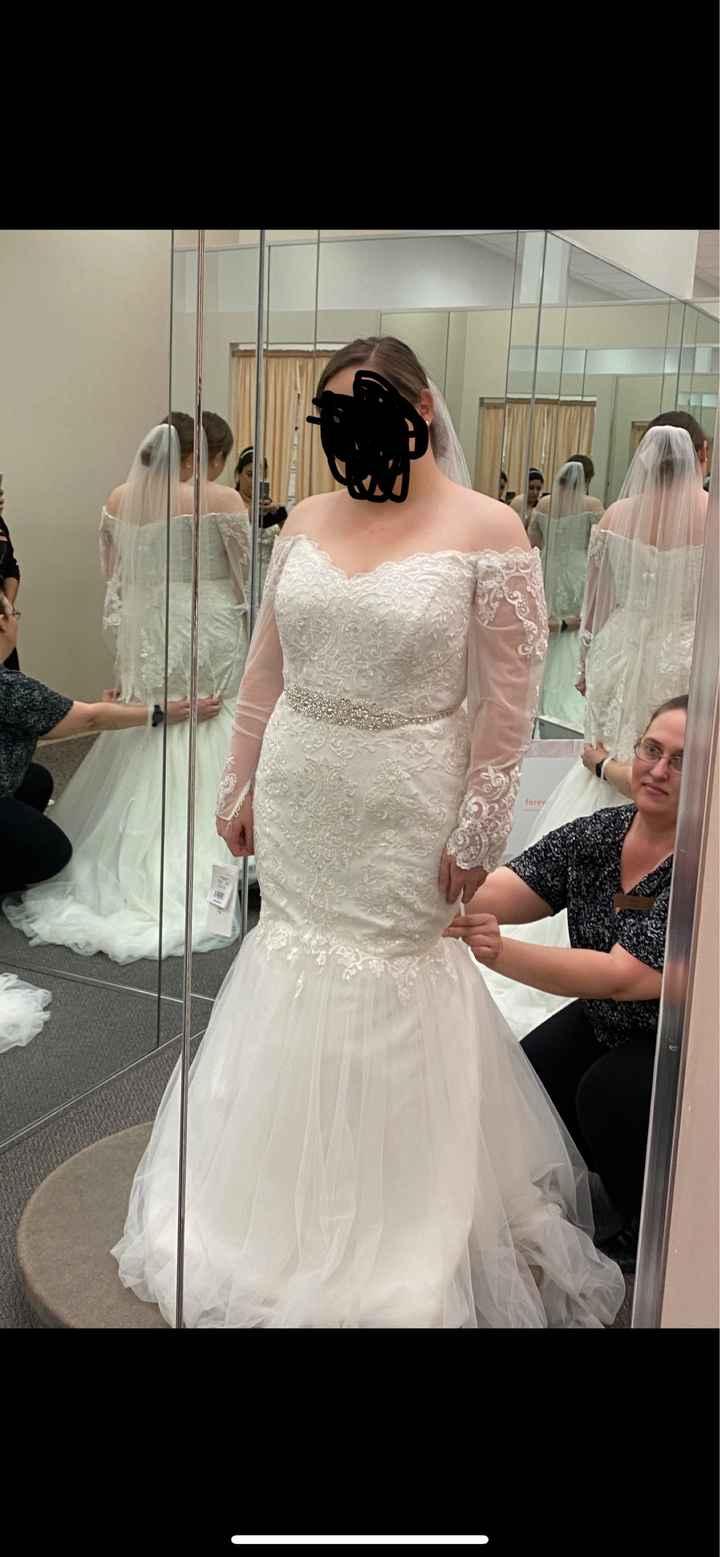 please help me choose my Dress!! - 1