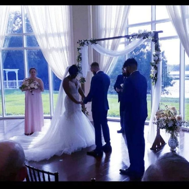Bam- Back and Married 11/15/2020 9