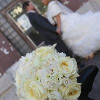 show off your bridal bouquets