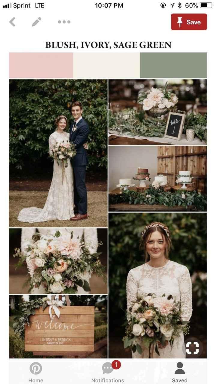 Wedding Color Help! - 2