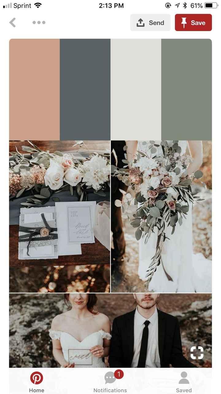 Wedding Color Help! - 1