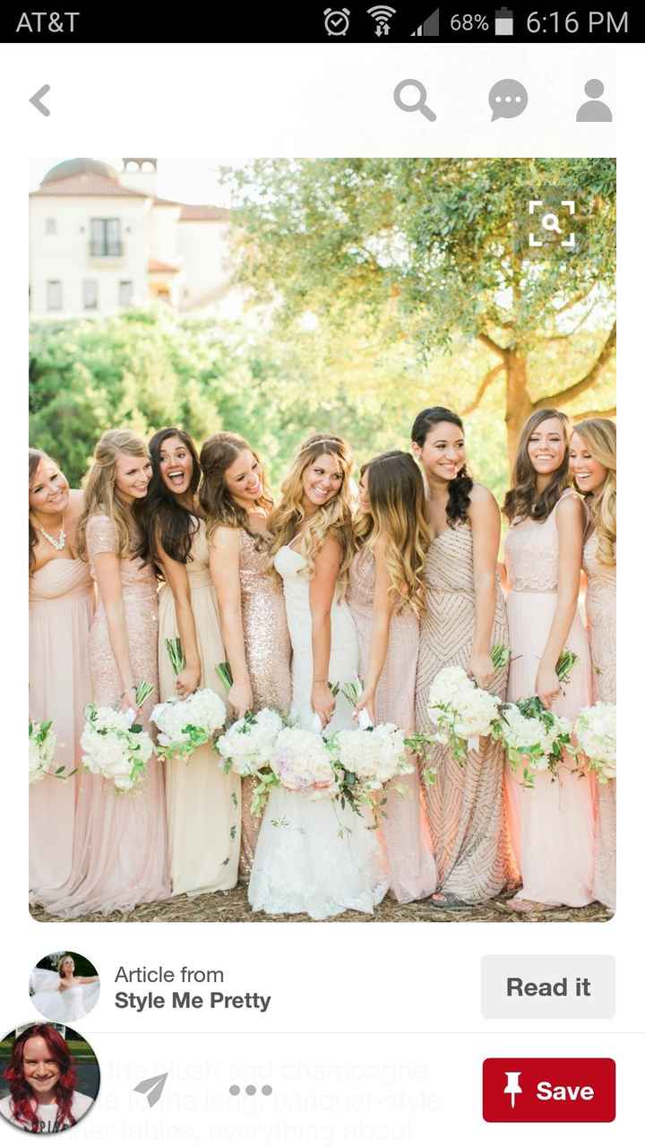 Mismatched BM dresses - help with ordering color swatches