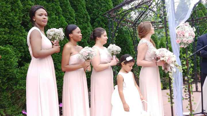 Affordable Bridesmaid Dresses - 1