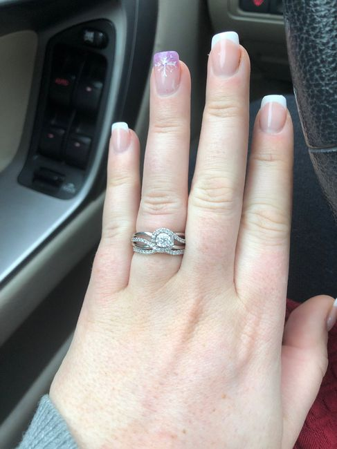 What should i do with the wedding band? 1