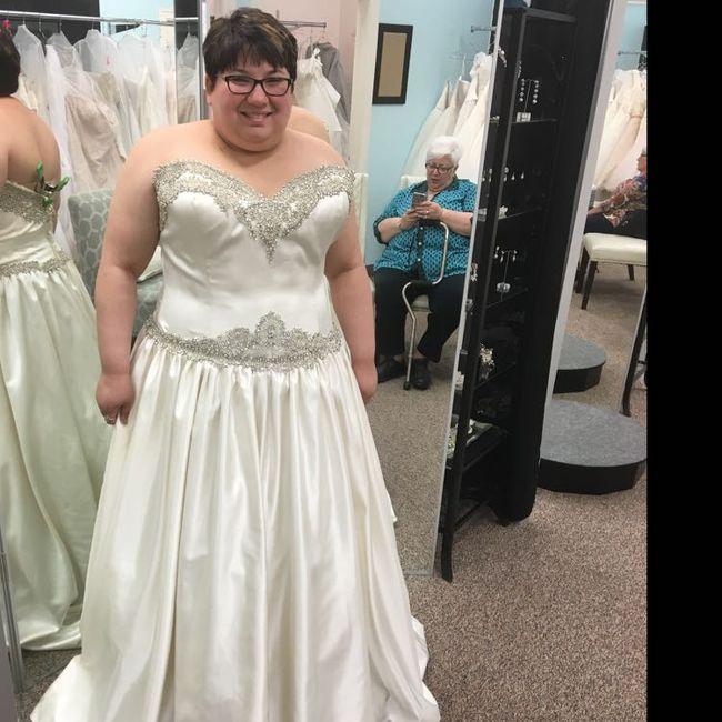 Plus size brides 3