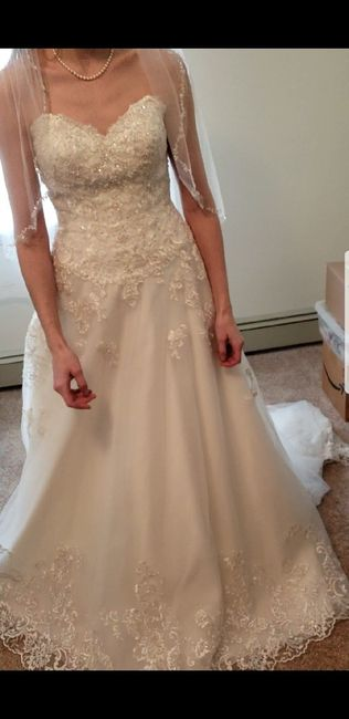 Let's see your dresses! 1