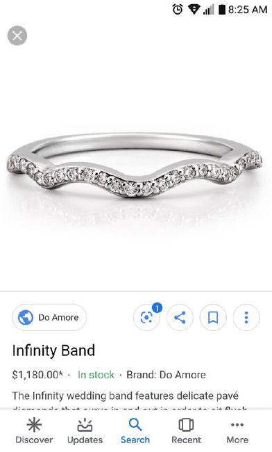 Engagement ring struggle - 1