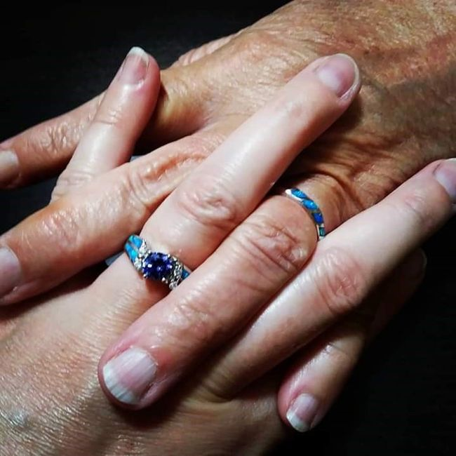 Does your engagement ring color mean anything? 2