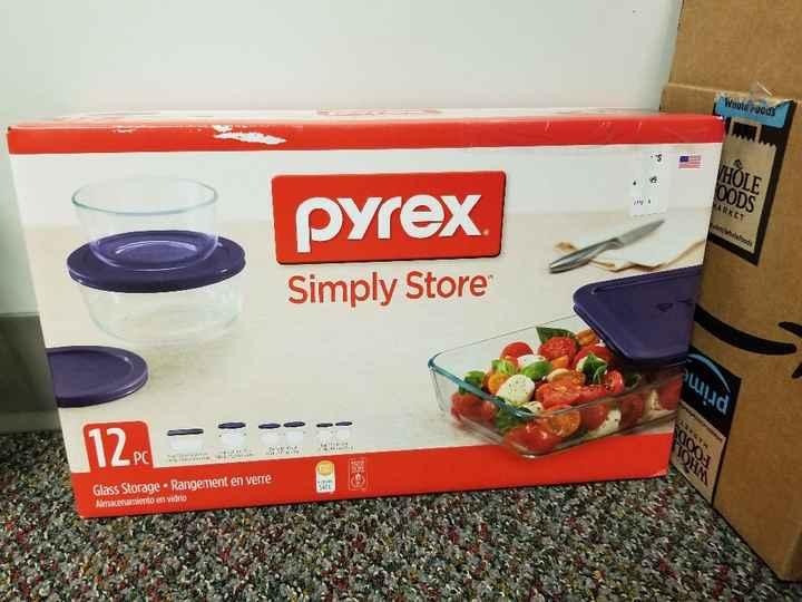 Pyrex!